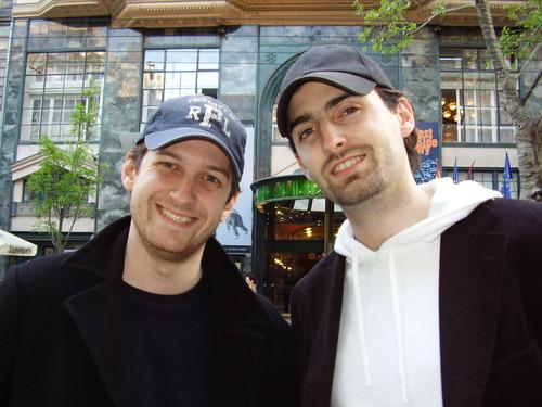 The brothers Cerutti